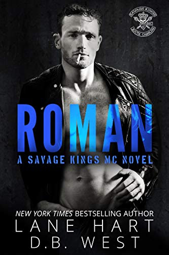 Cover for 'Roman (Savage Kings MC - South Carolina Book 1)'
