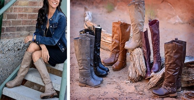 Knee-High Riding Boot + More!