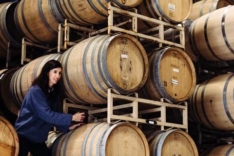 Samantha Sheehan found her wine 'wonderful - no more corked or ...