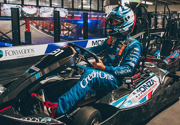 Kyle Larson at Monza World Class Karting at Foxwoods Resort Casino 062719 620x430.jpg
