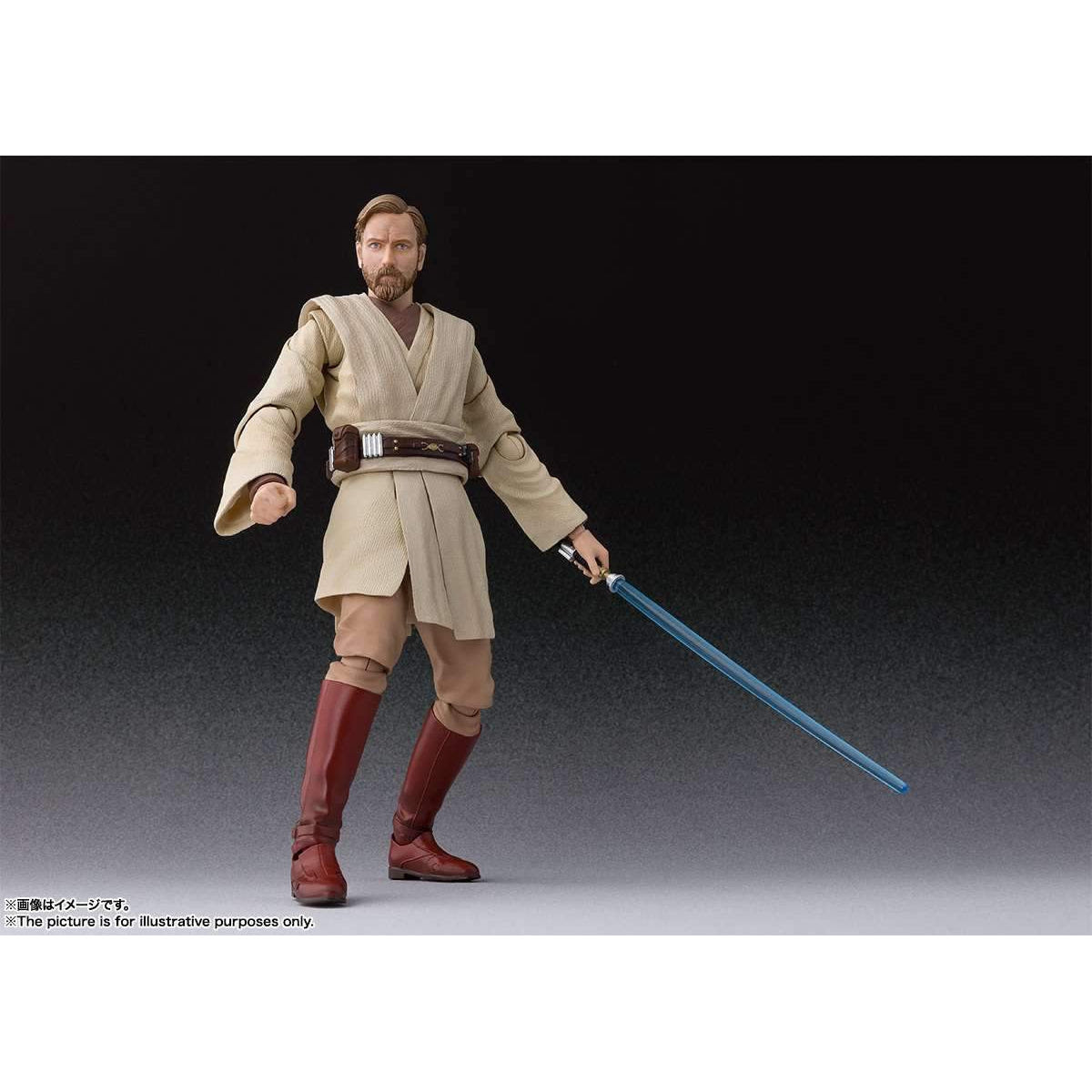 Image of Star Wars S.H.Figuarts Obi-Wan Kenobi (Revenge of the Sith)