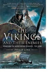 The Vikings and Their Enemies by Philip Line