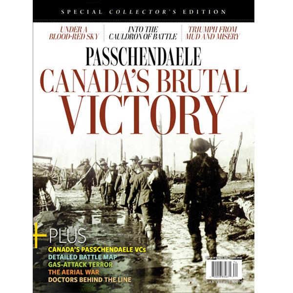 Passchendaele: Canada's brutal victory