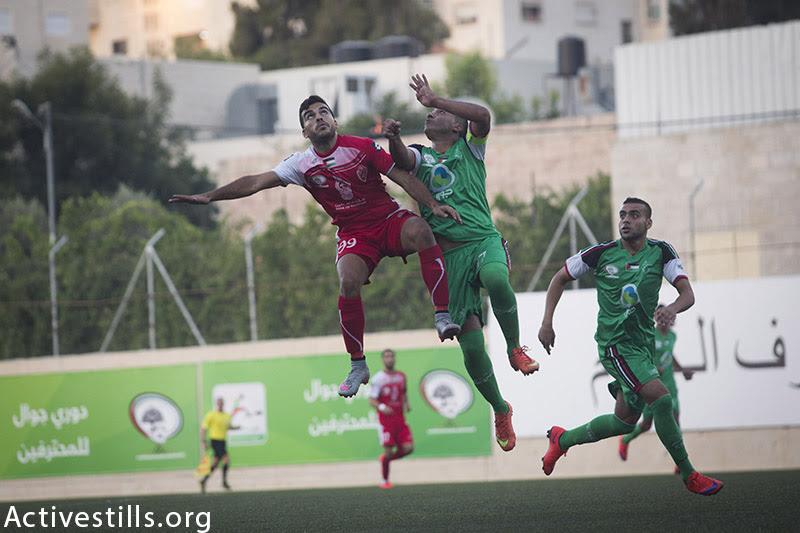 Cisjordania y Gaza se enfrentan en el mayor evento deportivo de Palestina