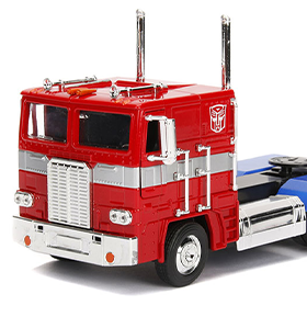JADA TOYS OPTIMUS PRIME VEHICLE