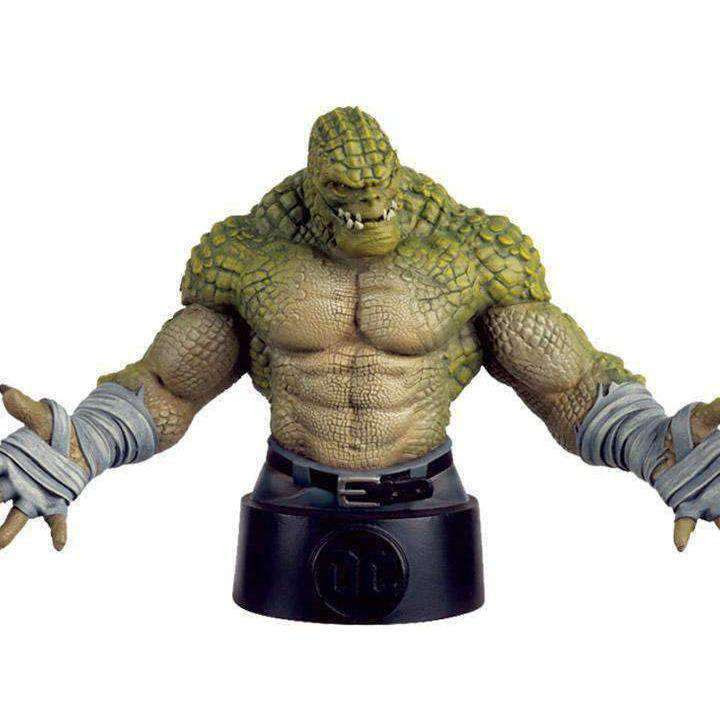Image of DC Comics Batman Universe Bust Collection #24 Killer Croc - MARCH 2019
