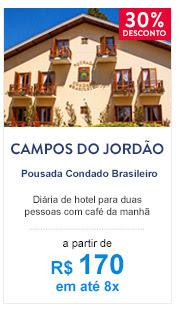 Campos do Jordão / R$ 170