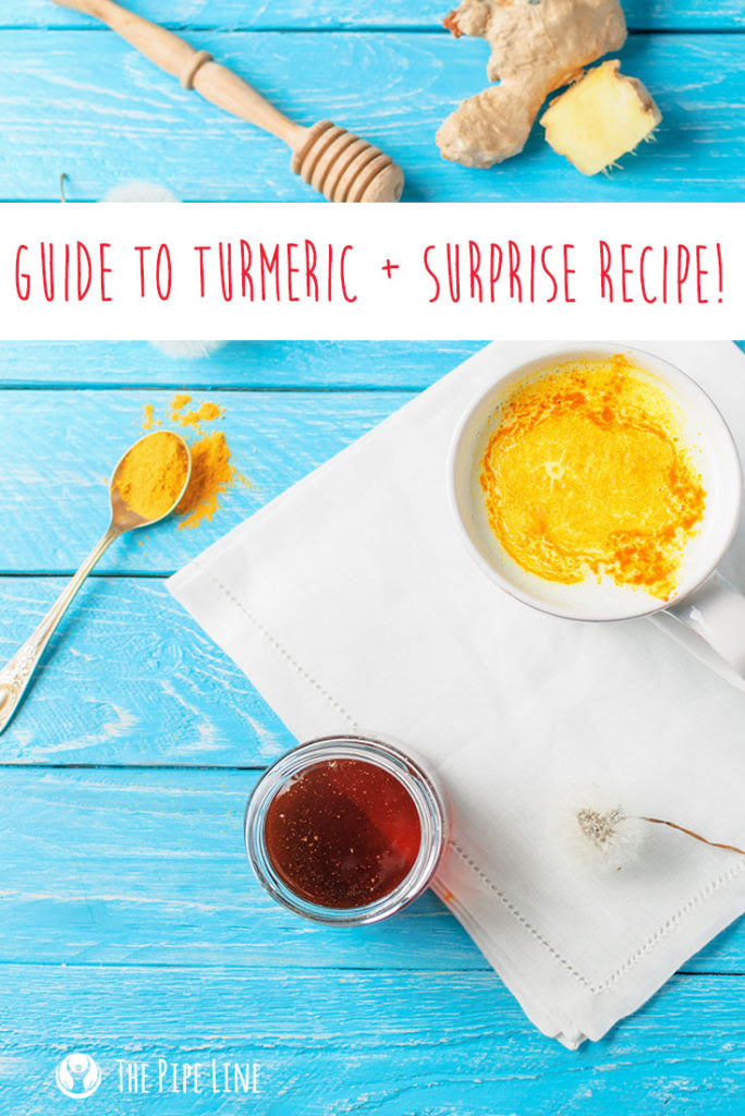 Turmeric: The Golden Child of.
