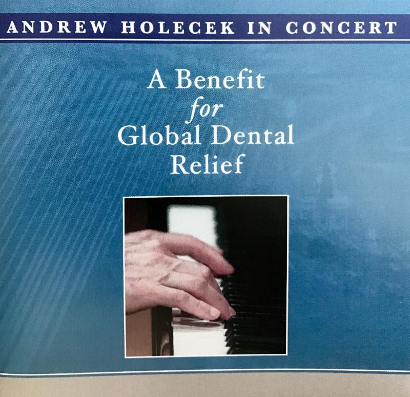 Andrew's CD