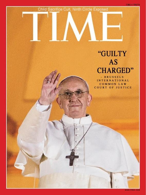 Kevin D. Annett Update - September 14, 2015  Ninth-circle-pope