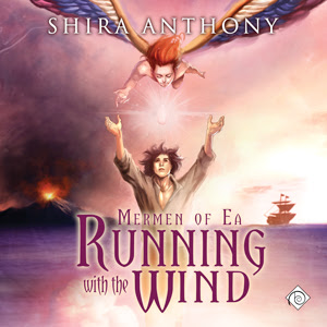 Running with the Wind by Shira Anthony
