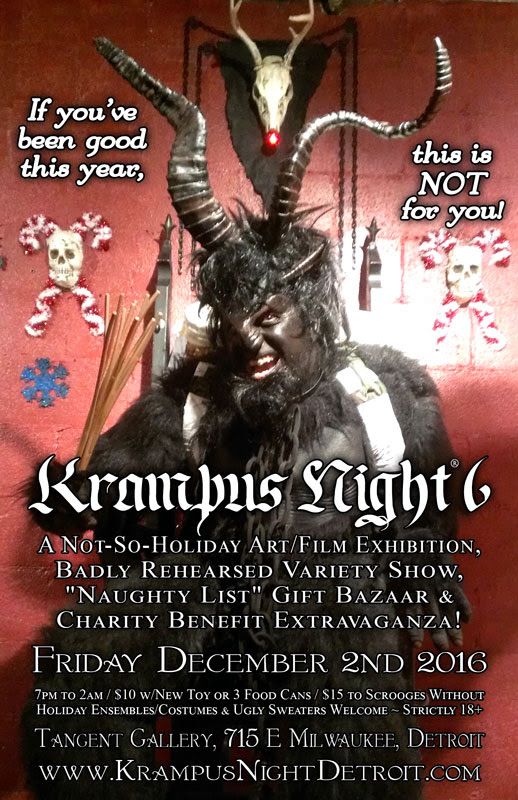 Krampus Night 6 Poster