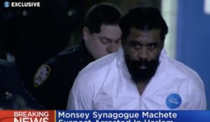 "NY: ""Highly credible law-enforcement source"" says man who stabbed Jews celebrating Chanukah is convert to Islam"