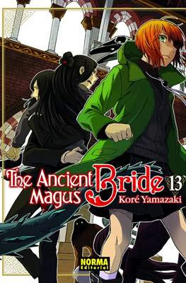 The Ancient Magus Bride (Rústica) #13