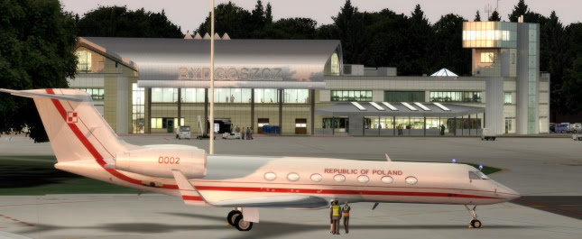 Polish Airports Vol.3 X (v4) (for FSX & P3D)