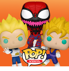 FUNKO POP! EXCLUSIVES