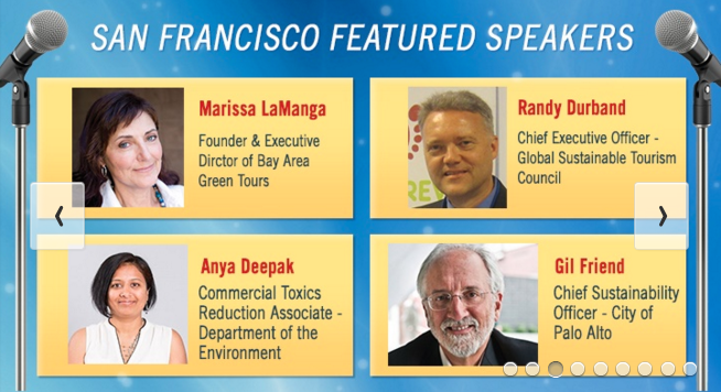 Green fest expo speakers