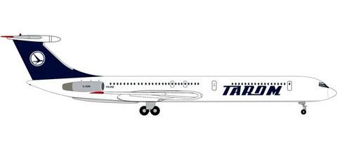 Ilyushin IL-62M Tarom YR-IRE | is due: January / February 2020