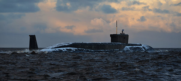 50 years of the Russian navy's nuclear deterrent
