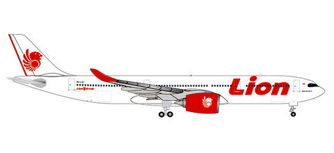 Airbus A330-900neo Lion Air PK-LEI | Is due: Nov/Dec 2019