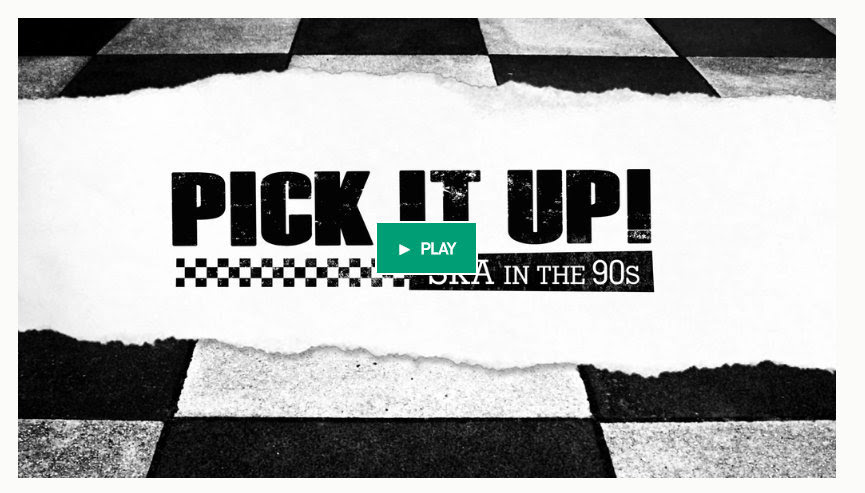 pick it up ska kickstarter video