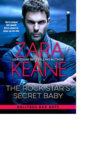 The Rock Star's Secret Baby by Zara Keane
