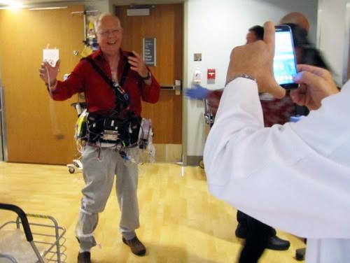 Já há estudos sobre um aparelho de diálise portátil - ou 'rim artificial de vestir', e poderá permitir que os pacientes levem uma vida mais plena e ativa