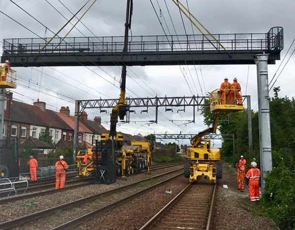 Passengers urged to check before they travel this Christmas as engineering work takes place on Merseyside and in Greater Manchester