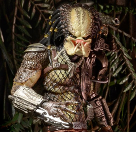Predator Ultimate Jungle Hunter Predator Figure