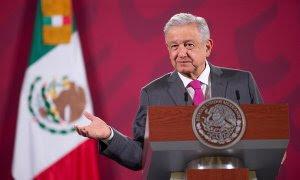 El presidente de México, Andrés Manuel López Obrador. /EFE