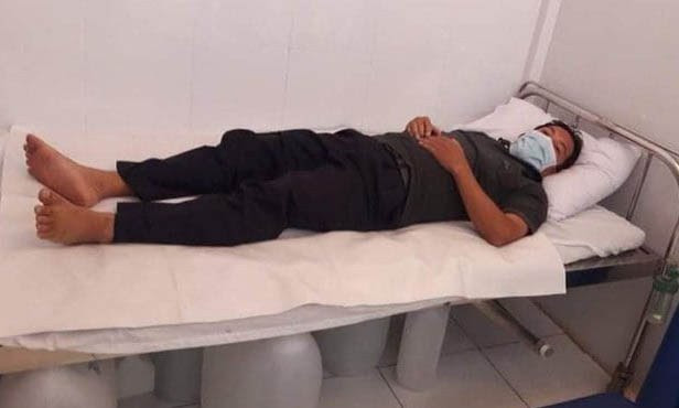 Cambodian Opposition Figures Injured in Attacks Live in Fear, Saying No Attackers Have Been Caught