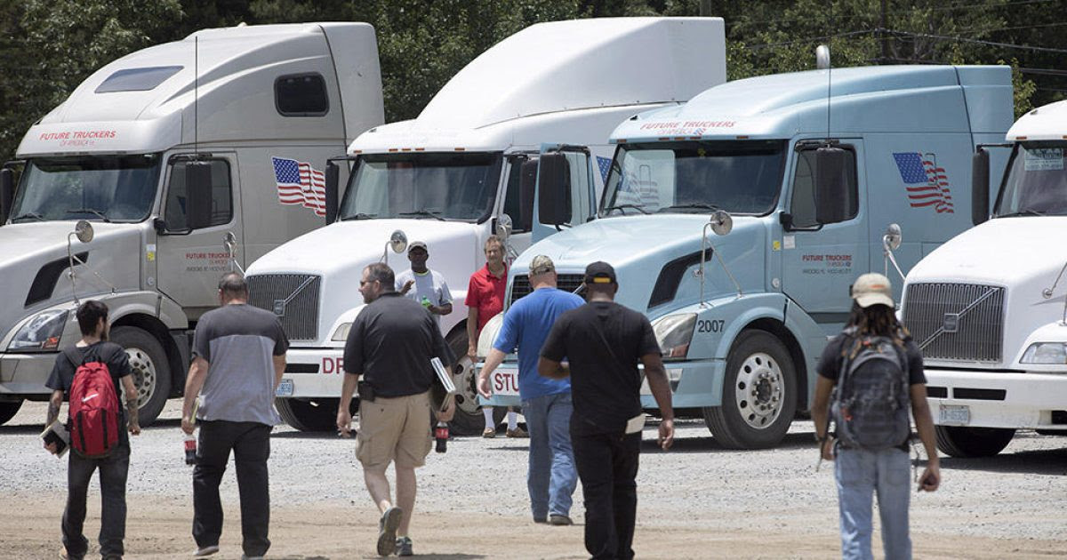 Tens of Thousands of Truck Drivers #StopTheTires on Veteran's Day, Demanding Respect for Blue Collar Americans TruckDrivers-1200x630