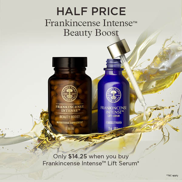 NYR Organic Frankincense Intense Beauty Boost