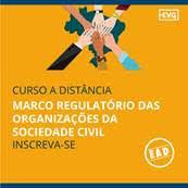 Curso EAD - Marco Regulatório das Organizações da Sociedade Civil