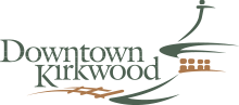 Image result for downtown Kirkwood logo