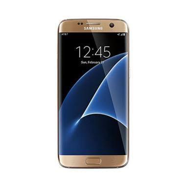 Samsung S7 Edge Smartphone - Gold [32GB/4GB]