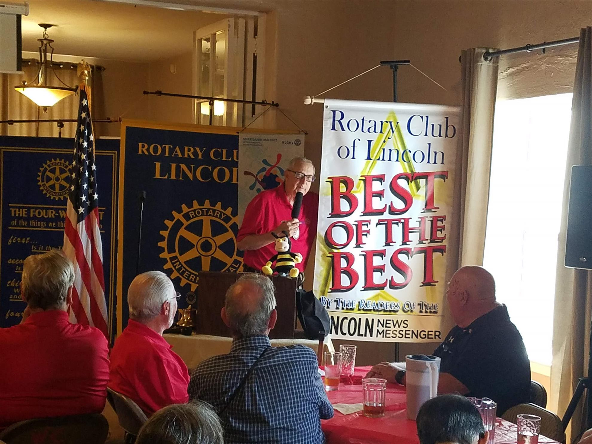 Stories   Rotary Club of Lincoln