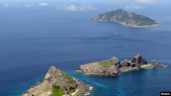 Đảo Senkaku/ Điếu Ngư