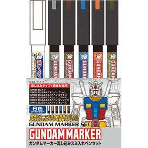Image of GMS122 Gundam Pouring Marker Set