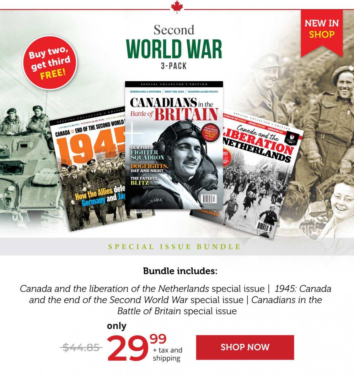 Second World War 3-Pack (2020)