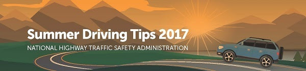 summer driving tips