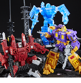 Transformers War for Cybertron: Siege Fan Vote Battle Three-Pack