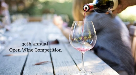 30th annual Open Wine Competition 2