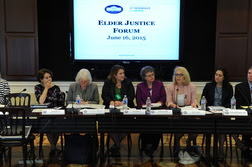 Elder Justice Forum Panel