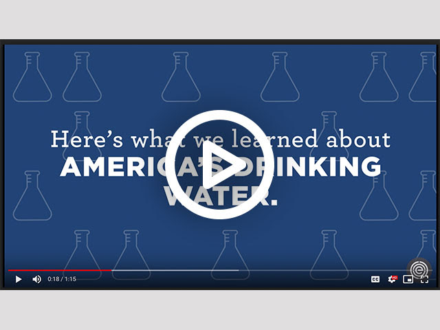 Watch Our New Tap Water Video