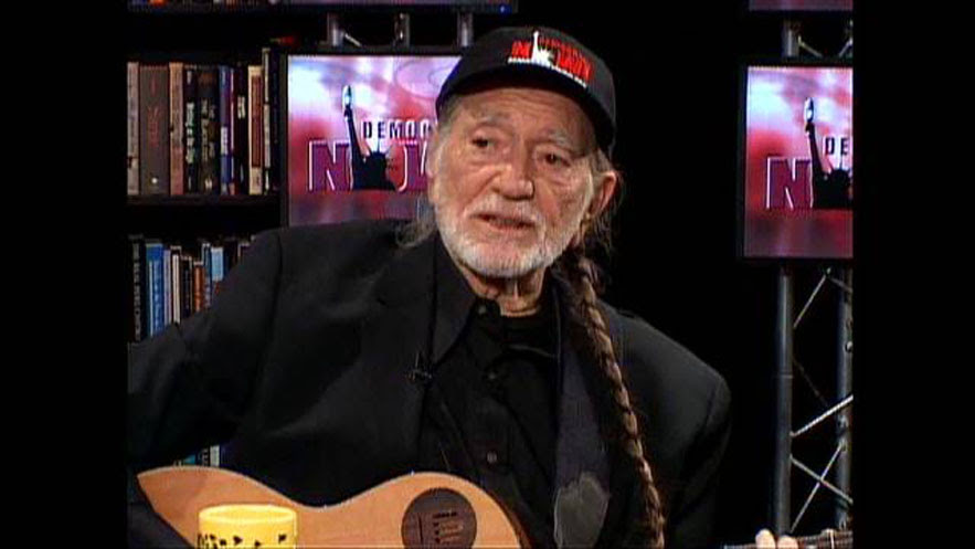 Back in 2008, we sat down with country music legend Willie Nelson.