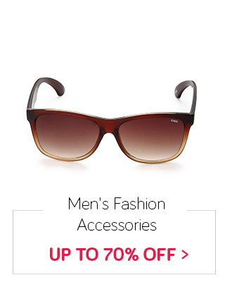 Men's Fashion Accessories
