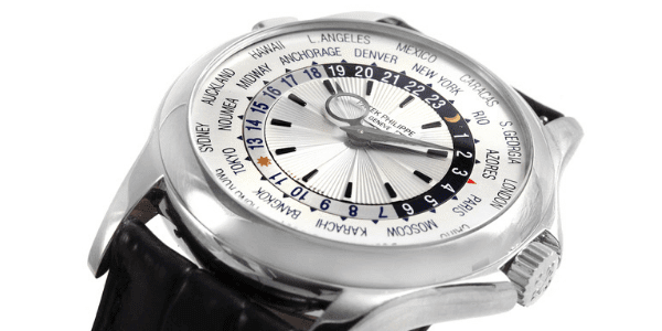 Patek Philippe World Time Complications