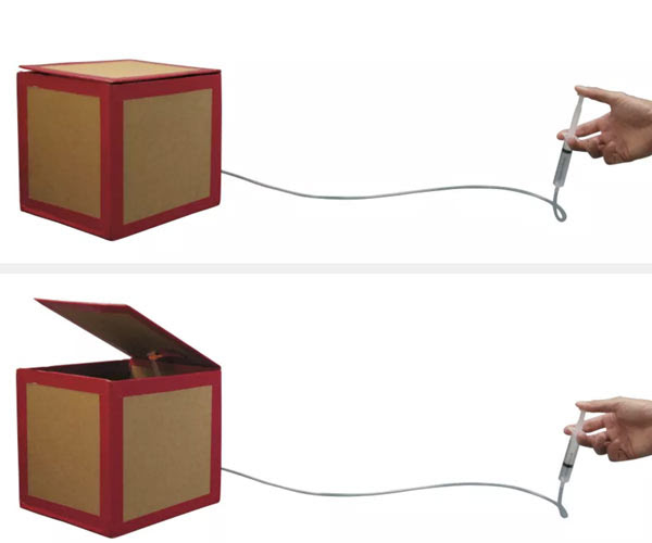 Pneumatic box