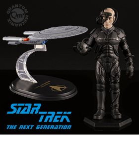 QMX Star Trek: The Next Generation